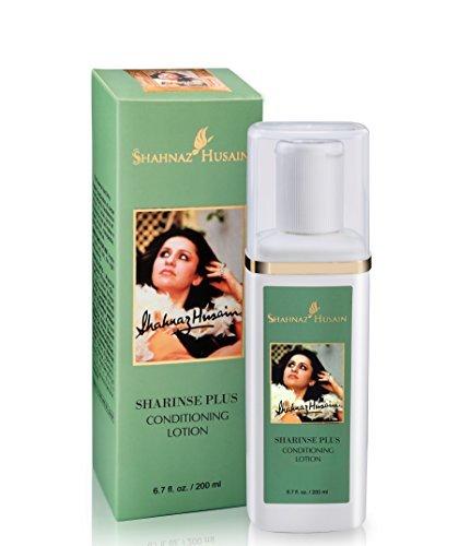 Arnika Haar-conditioner (Shahnaz Husain Sharinse Plus-Herbal Ayurveda-Haarpflegelotion Neueste International Verpackung (6,7 Flüssigunzen / 200 ml))