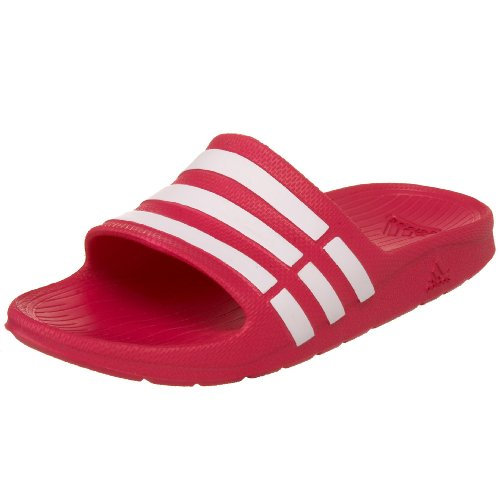 adidas Children's Duramo Slide Sandals, Pink (Pink Buzz/Running White Ftw/Pink Buzz), 5...