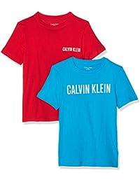 Calvin Klein Jungen T-Shirt (per of 2