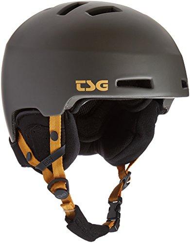 TSG Tweak Solid Color Helm, Satin Slate, S/M (Solid Slate)