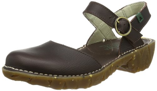 El Naturalista - Sandali N178 GRAIN BROWN / YGGDRASIL Donna, Marrone (Braun (Brown)), 37