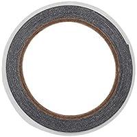 VORCOOL 1 Rollo Flecha Pluma Fletching Tape Adhesivo de Doble Cara DIY Fabricación de Flechas Palo Fletches Feather for Tiro con Arco Disparos de Caza