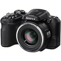 Fujifilm S8650 Bridge Digital Camera - Black
