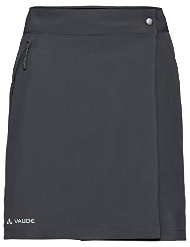 Vaude Damen Women\'s Skomer Skort II Rock, Iron, 44