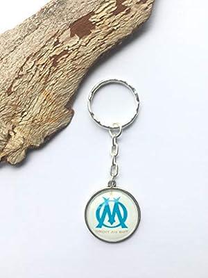 "Porte Clefs"" Olympique de Marseille"""