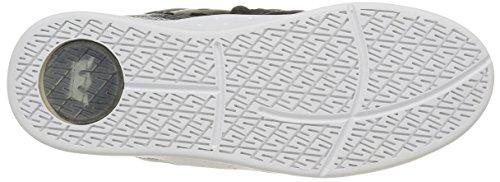 Supra - Estaban, Sneaker Donna Nero (noir (black / White Gshock))