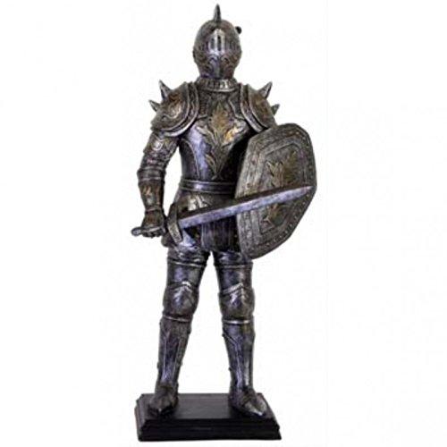 MC Deko Ritter Rüstung mit Schwert und Schild # Mittelalter