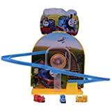Rvold Thomas & Friends Mini Trains With Magnetic Track With Music And Multicolor Flashing Lights