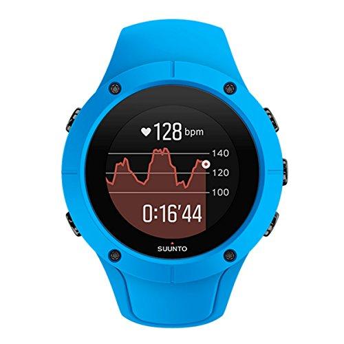 Suunto - Spartan Trainer Wrist HR - SS023002000 - Blue (Azul) - Talla única