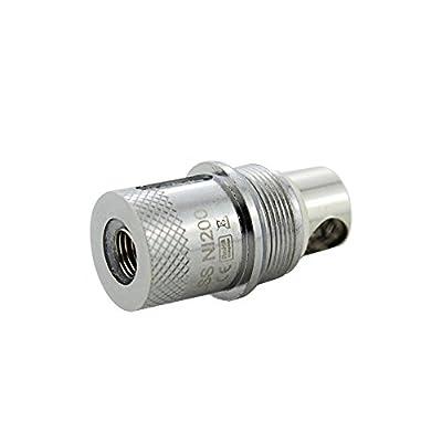Original 5 x 0.2 ohm Atomizer Due Coil für P5 Box Mod | Verdampfer kopf | Clearomizer| Elektrische Zigarette |Elektronische Zigarette Zubehör ohne Nikotin von IMECIG