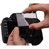 Rollei Profi Displayschutz für Olympus EM-10 Mark II (Touchscreen, Schwenkbildschirm, Kratzfest/bruchsicher/stoßfest)