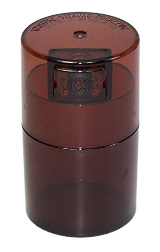 tightvac-vitavac-pocketvac-vacuum-sealed-pill-box-vitamin-container-1-2-ounce-06-liter-mocha-tinted-