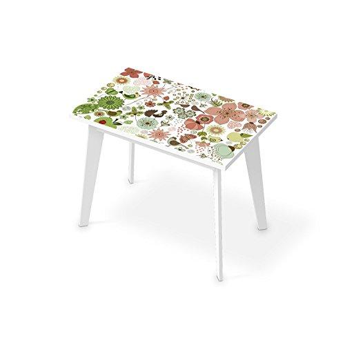 sticker-photo-mural-sticker-autocollant-rparation-plateau-de-table-salle-design-flower-pattern-100x6