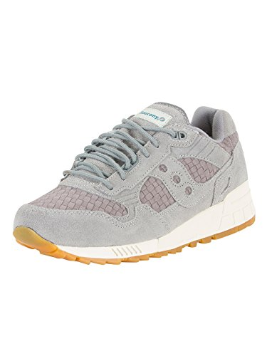 Saucony Man Trainers Shadow 5000, Gris Gris