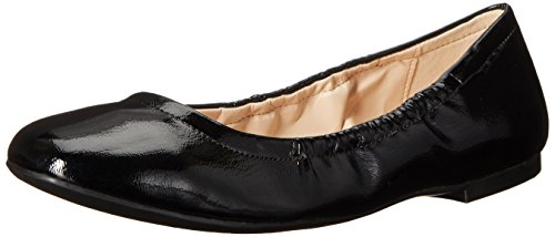 Nine West Girlsnite Ballet sintetico piatto Black Patent