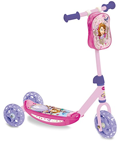 Mondo 28179 - My First Scooter Sofia The First, Monopattino Baby, 3 Ruote