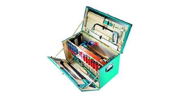 Zimmerer werkzeug set  Zimmerer Werkzeugkiste MASSIV: Amazon.de: Baumarkt