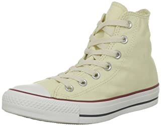 Converse All Star Hi Off White Mens Trainers Size 44 EU (B00HVXEBPE) | Amazon price tracker / tracking, Amazon price history charts, Amazon price watches, Amazon price drop alerts