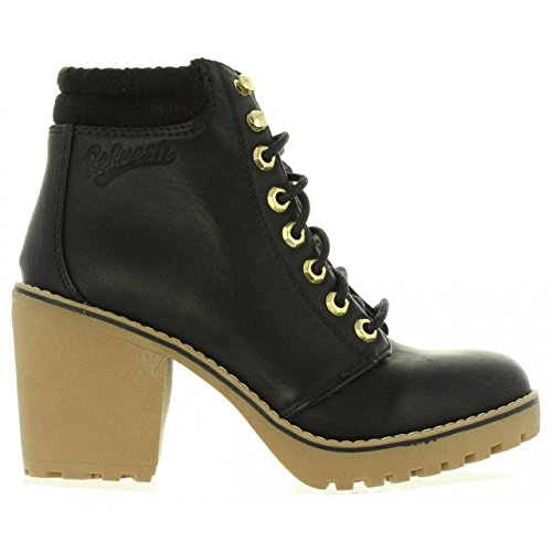 Refresh Stiefel für Damen 62196 C Negro Schuhgröße 39