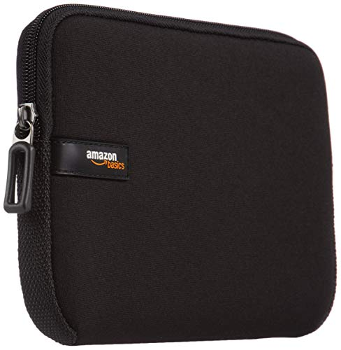 custodia neoprene tablet 8 pollici AmazonBasics - Custodia sleeve per tablet Samsung Galaxy e iPad Mini
