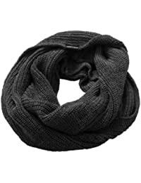 Urban Classics Tube Scarf, charcoal grey