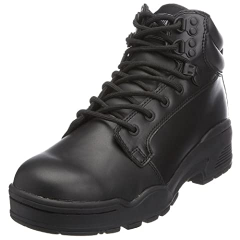 Magnum Patrol Tacticle, Unisex-Adults' Work and Safety Boots, Black, 9 UK