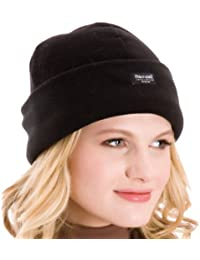 Ladies Polar Fleece Warm Thinsulate Lined Hat – Several Colours