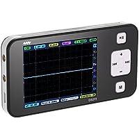 KKmoon DSO 211 2.8 Zoll Mini ARM Oszilloskop/ TFT Anzeige/ Tragbar Taschen-Sized/ Handheld Digital Speicher/ USB Schnittstelle 200 KHz 1 MSa / s