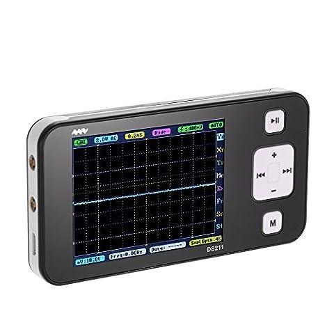 KKmoon DSO 211 2.8 Zoll Mini ARM Oszilloskop/ TFT Anzeige/
