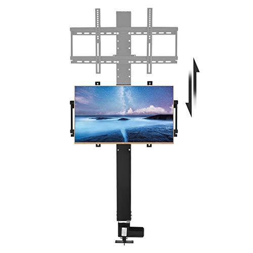Hopopula 70cm Elektrische TV Lift Halterung Hub Plasma/LCD Motorisierte Heimgebrauch Fernsehen Aufzug Automatischer TV-Ständer -