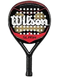 Wilson Slash Paddle - Raqueta , color negro / rojo / dorado, talla NS