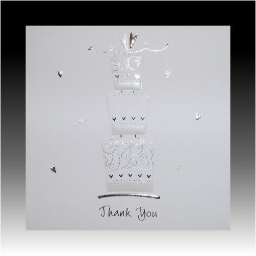 lot-de-5-blanc-pain-de-cartes-de-remerciement-inscription-thank-you