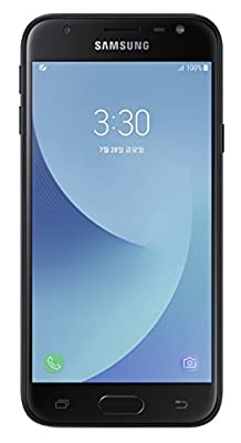 Samsung Galaxy J3 2017 UK SIM-Free Smartphone