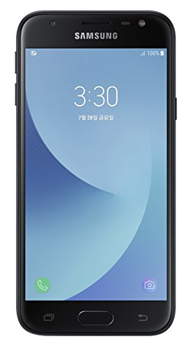 Samsung Galaxy J3 2017 UK SIM-Free Smartphone - Black