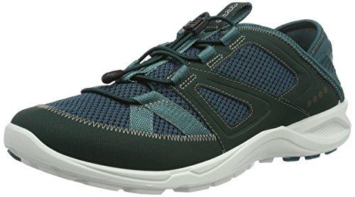 Ecco Terracruise, Chaussures Multisport Outdoor Homme Vert (50247Dioptase/Biscaya)