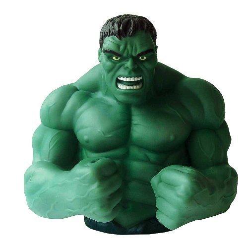Marvel Comics - Hucha (resina, 18 cm), diseño de Hulk