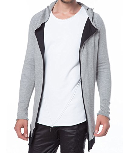 Red Bridge Homme Hauts / Cardigan Two Tone Gris