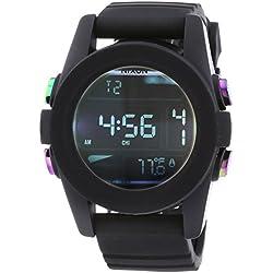 Nixon Herren-Armbanduhr XL Digital Quarz Plastik A1971630-00
