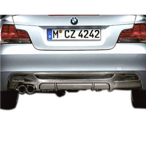 Preisvergleich Produktbild Original BMW Performance Heckdiffusor Carbon für M Heckschürze 1er Coupe E82 / 1er Cabrio E88