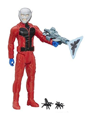 Marvel titan Hero series figure di Ant-Man con attrezzi