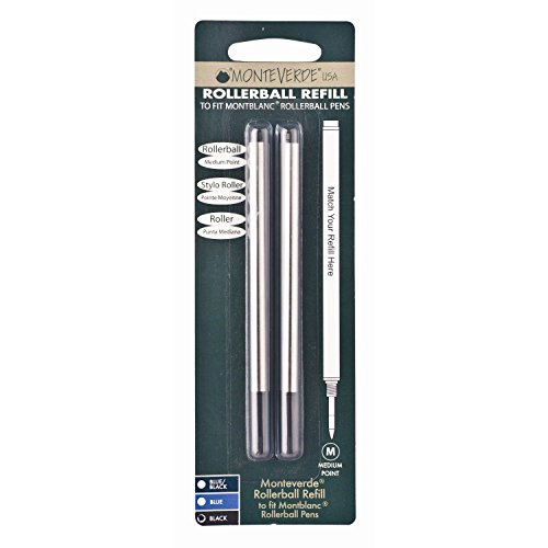 montblanc-compatible-medium-rollerball-refill-by-monteverde-black-pack-of-2