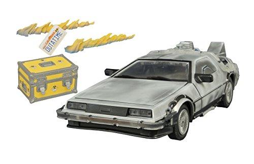 (Unbekannt Zurück in die Zukunft Iced Time Machine Fahrzeug Spielzeug (Mehrfarbig))
