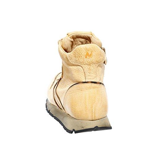 Naturino - Naturino Kinder Schuhe Beige Leder GINGER Sand