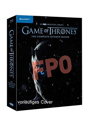 Preisvergleich Produktbild Game of Thrones: Die komplette 7. Staffel als Digipack (Limited Edition) [Blu-ray]