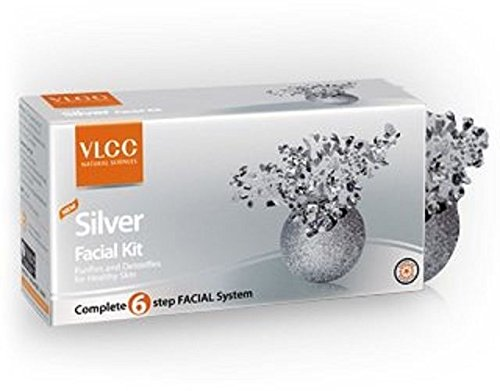 VLCC Single Silver Facial Kit youthful, healthy complexion
