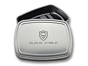 Alpha Shield - G2 for Car Keys, 1000% Safe NFC Key Cover