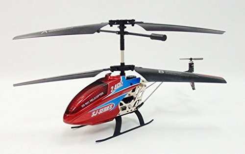 Gyro-equipped-35ch-RC-helicopter-realistic-Force-Red