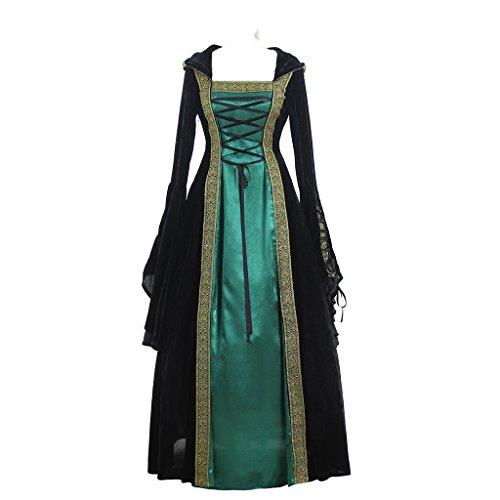 Cosplayitem Mittelalterliches Viktorianischen Kleid Schnüren Sich Oben Herrliches Ballkleid Drei (Kostüme Maid Custom)