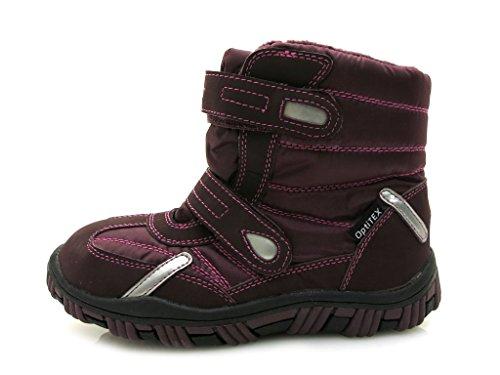 Polar - Schneestiefel - Snowboots Stiefel Polar 3 Lila