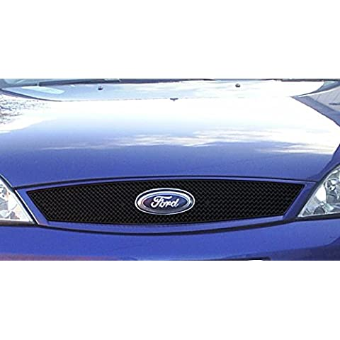 Ford Mondeo - Upper Grille - Black finish (2000 to 2007)